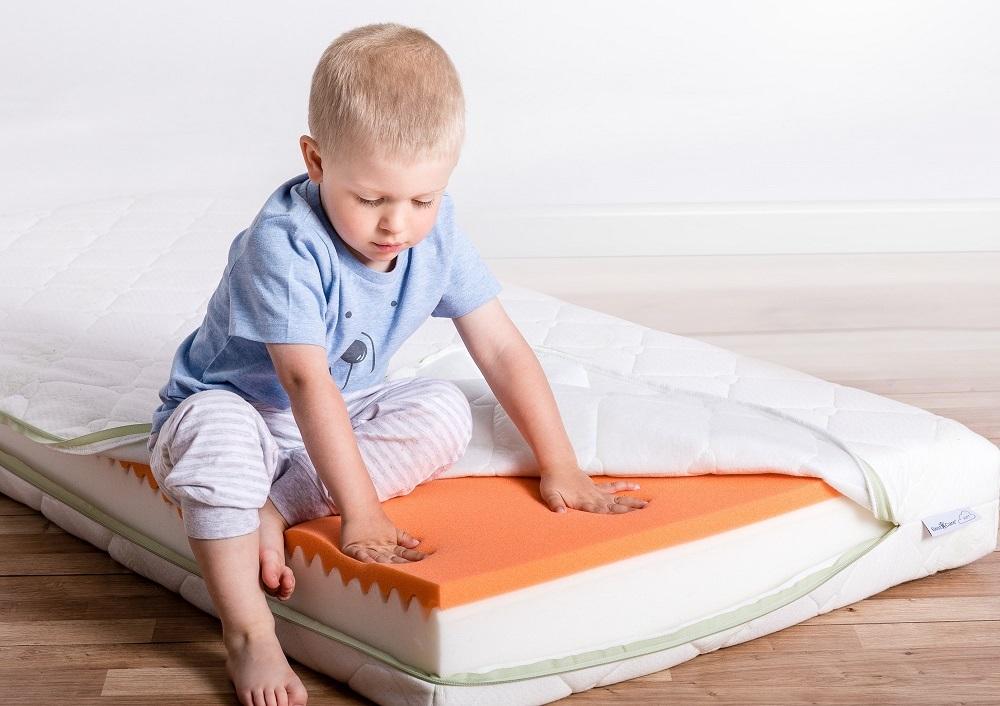 Как выбрать матрас для новорожденного? рекомендации педиатра. выбирай правильно.