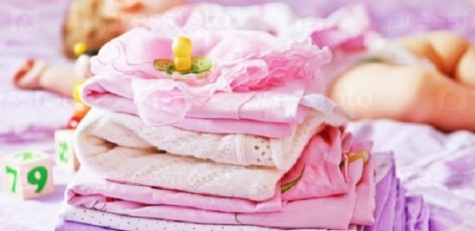 Как гладить детские вещи для новорожденных и зачем это нужно
