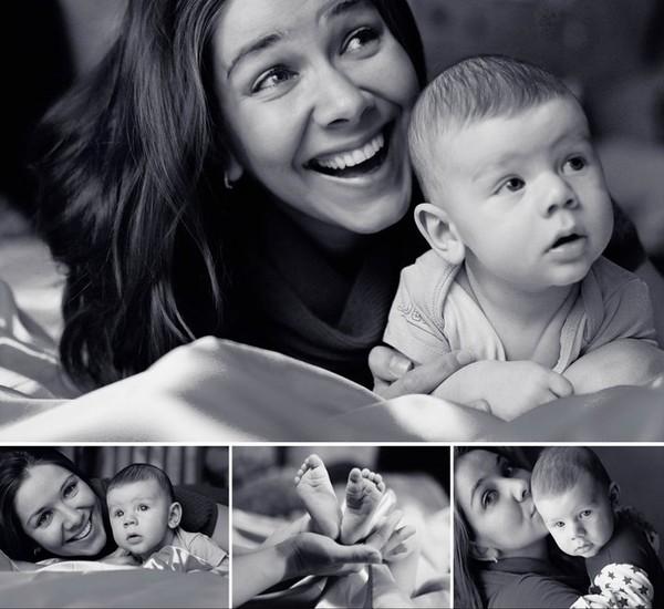 Как ребенок относится к маме, родным и чужим людям в зависимости от возраста (от рождения до года)