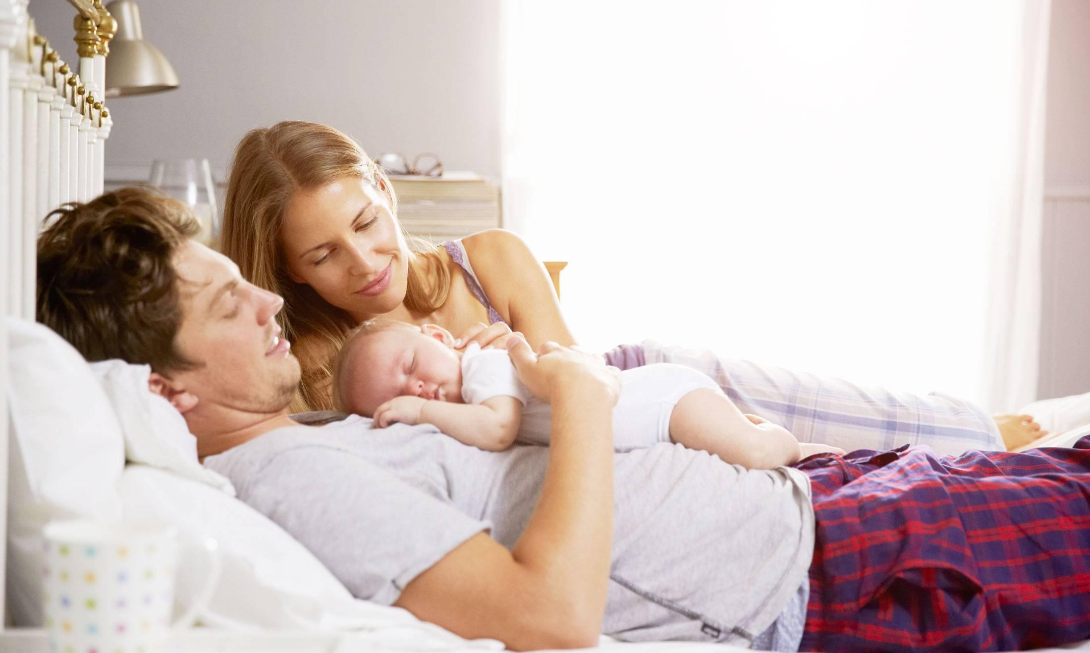 Совместный сон с ребёнком – преимущества и недостатки сна с грудничком
