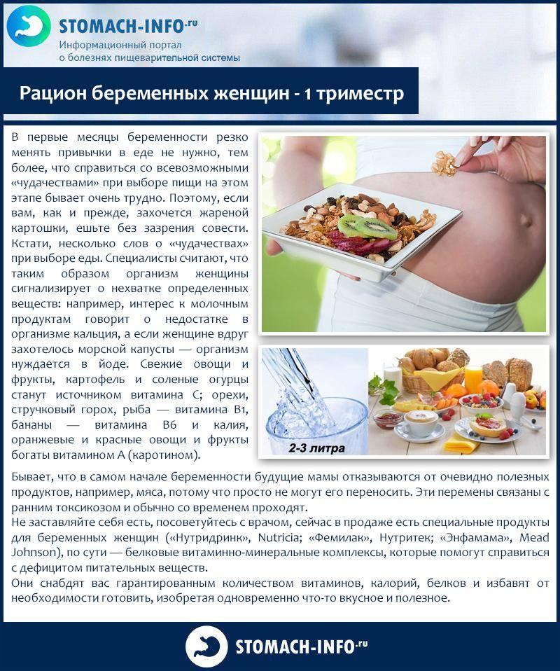 Можно ли употреблять в пищу креветки при беременности?