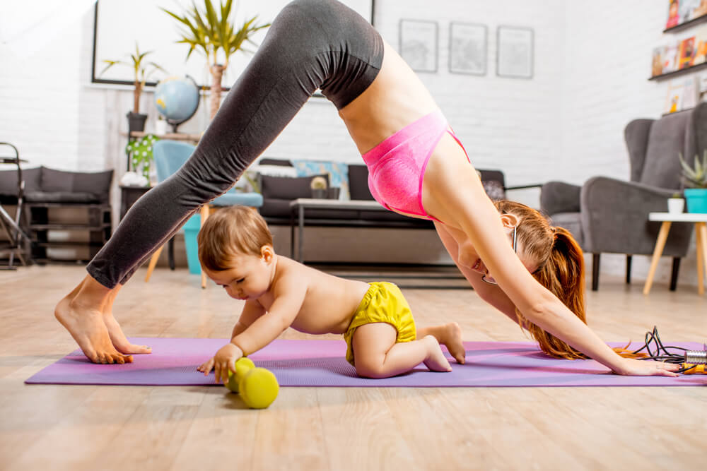 Детский фитнес онлайн: бесплатные видео уроки для самостоятельных тренировок - все курсы онлайн