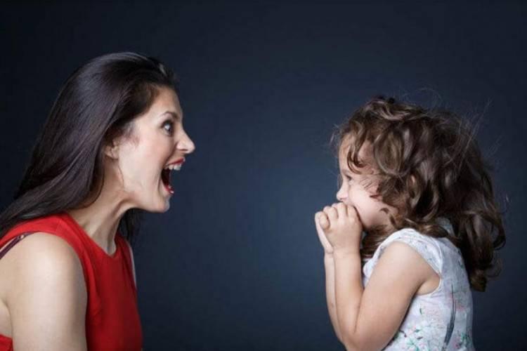 Как отучить ребенка кричать?
