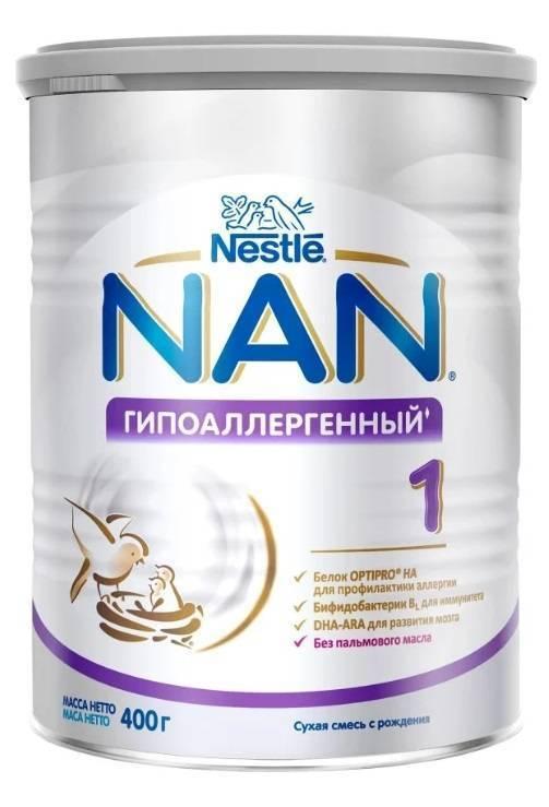 Nan 1 - обзор, отзывы о детской смеси нан 1