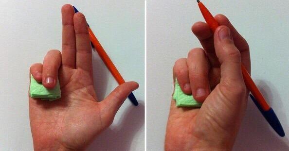 Как научить ребенка правильно держать карандаш | 6 способов