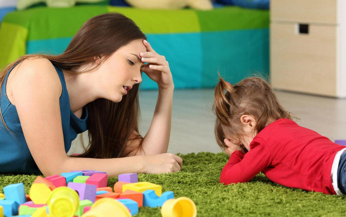 Капризный ребенок: что делать родителям - инструкция