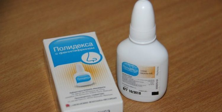Полидекса - как правильно впрыскивать и закапывать в нос, инструкция к назальным каплям с антибиотиком для детей, состав, от чего помогает