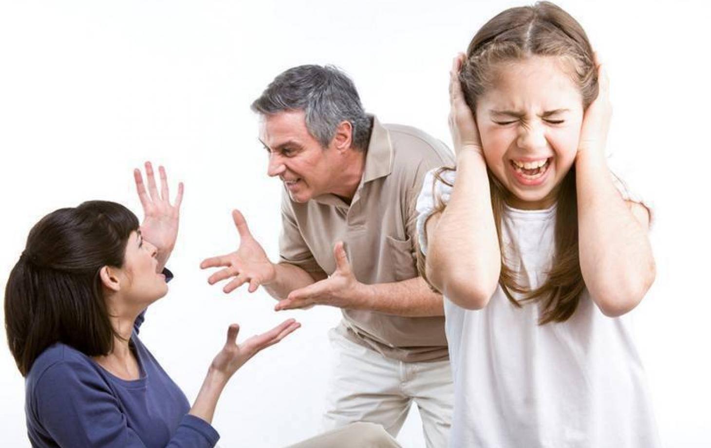 Как отношения между родителями влияют на ребенка