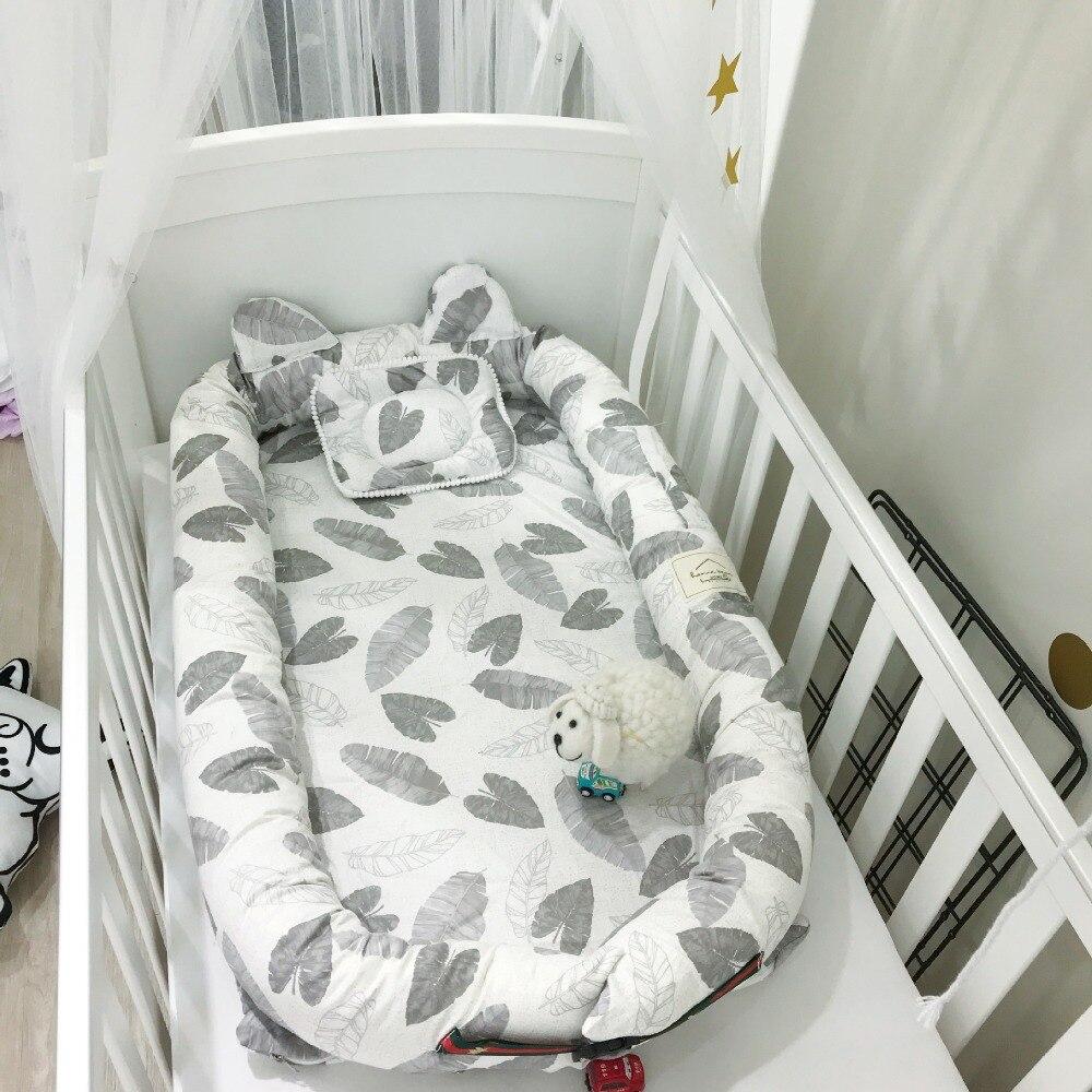 Место для детской кроватки: где должна стоять колыбелька?