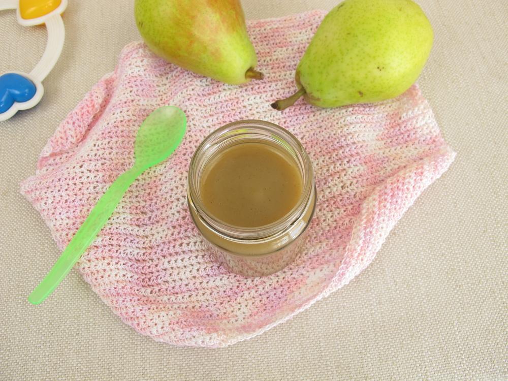 Как правильно вводить грушу в прикорм грудничку
