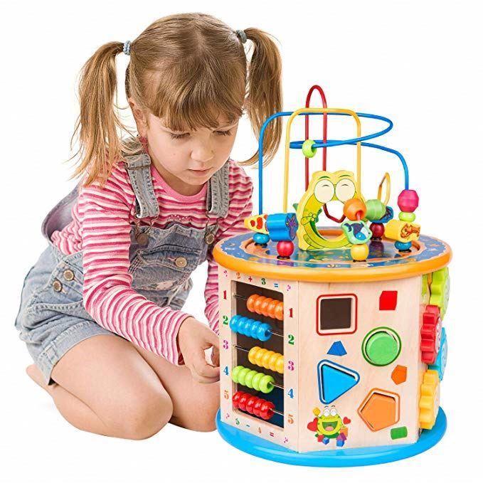 Лучшие развивающие игрушки для детей от 3 лет: топ-10 рейтинг