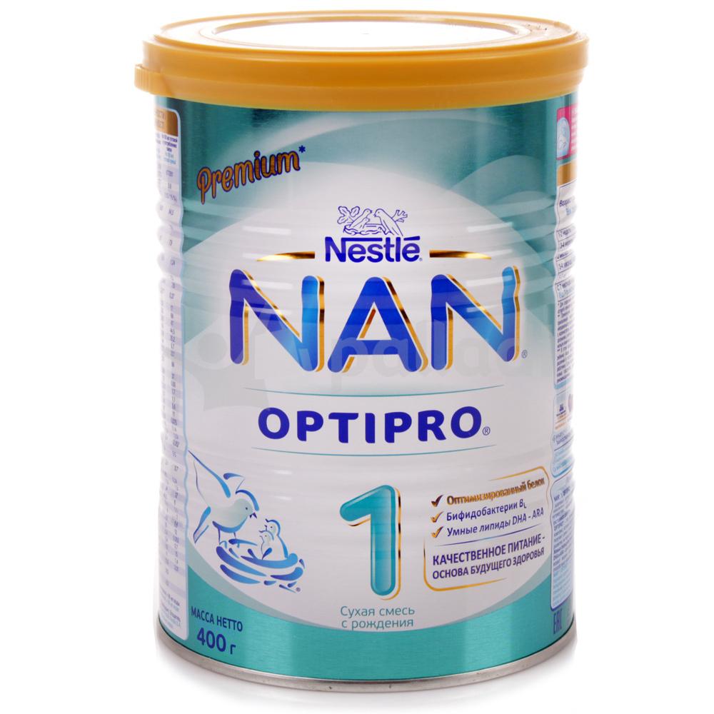 Смесь nan nestle для новорожденных: отзывы, состав, цена, ассортимент (оптипро, комфорт, гипоаллергенный, кисломолочный, безлактозный)