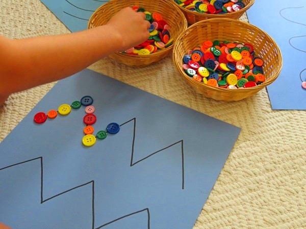 Развивающие игры для детей 2-3 лет в домашних условиях