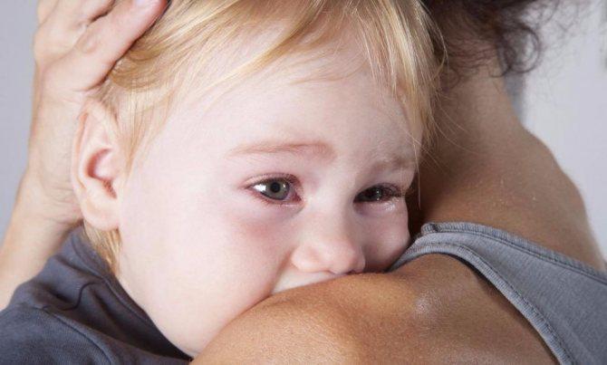 Ребенок боится громких звуков | уроки для мам