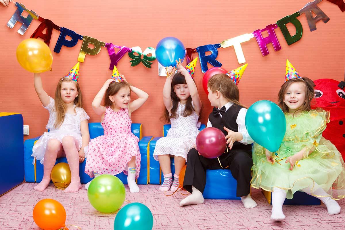 Игры на детский день рождения: топ 30 развлечений