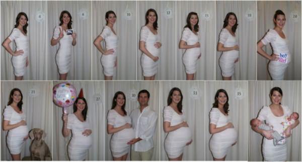 Большой живот на ранних сроках беременности - моя беременность