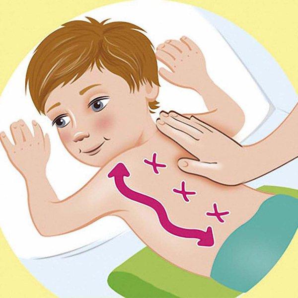 Растирание при кашле у детей. растирание грудной клетки и спины ребёнка при кашле.