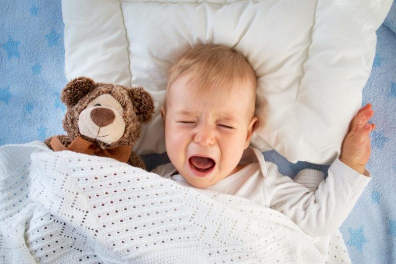 Ночные страхи и кошмары у детей: как скоро закончатся