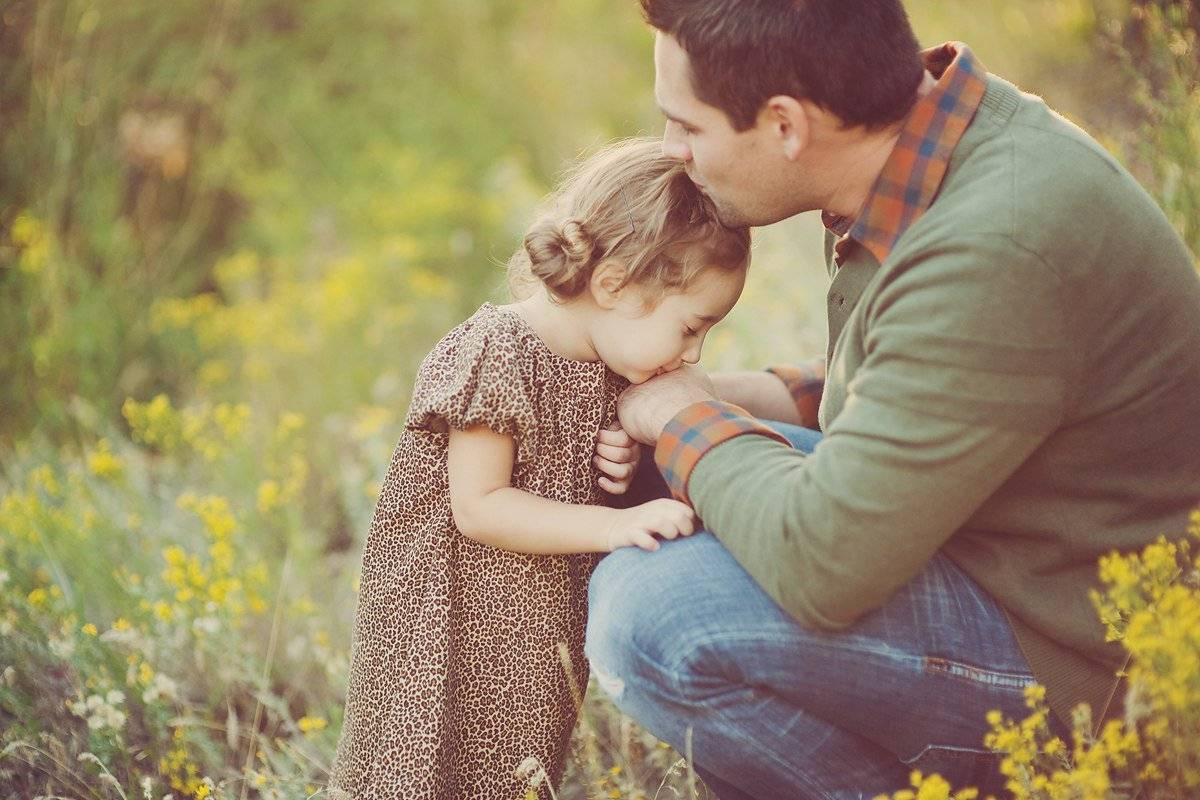 Очень простые способы показать детям что вы их любите