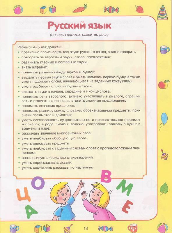 Развитие детей в возрасте 5 лет. что должен уметь делать ребенок в пять лет? | развитие ребенка