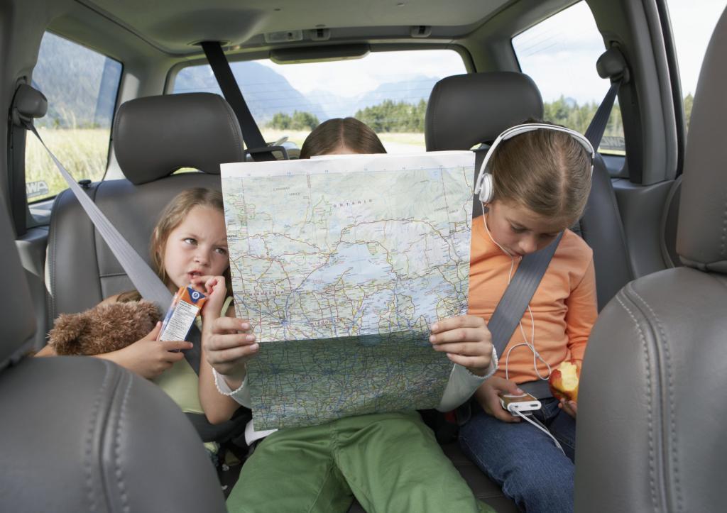 Секреты комфортного путешествия с грудным ребенком