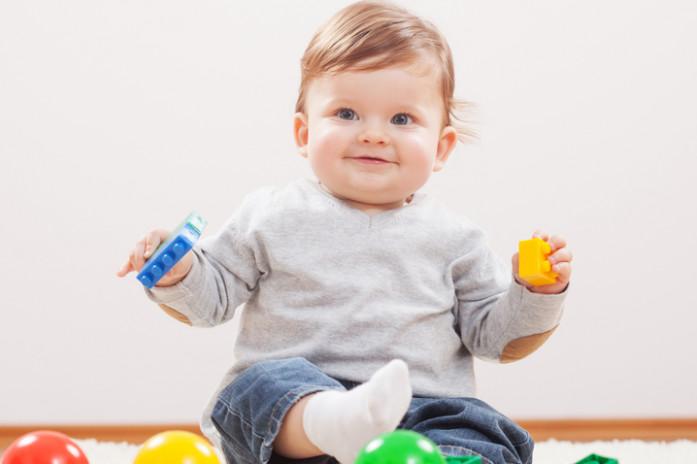 Ребенок в 1 год 9 месяцев