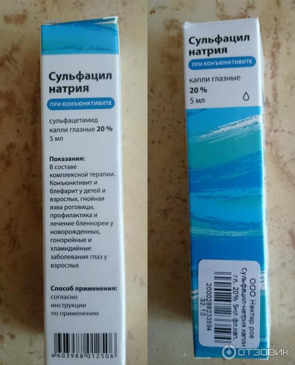 Глазные капли сульфацил натрия: инструкция по применению для детей oculistic.ru глазные капли сульфацил натрия: инструкция по применению для детей