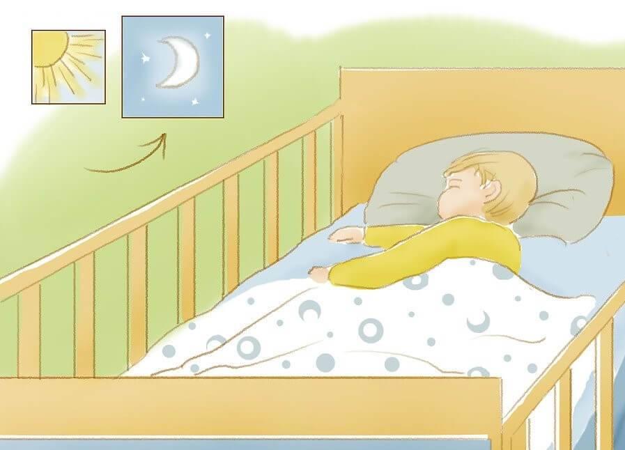Невозможно отойти от ребенка — сразу просыпается: налаживаем сон малыша