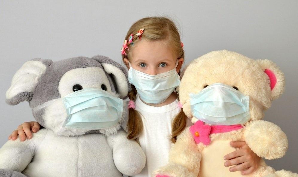 Как защитить ребенка от коронавируса - razvivayrech.ru
