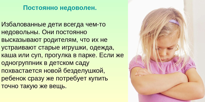 Избалованный ребенок - как правильно реагировать? как не вырастить избалованного ребенка?