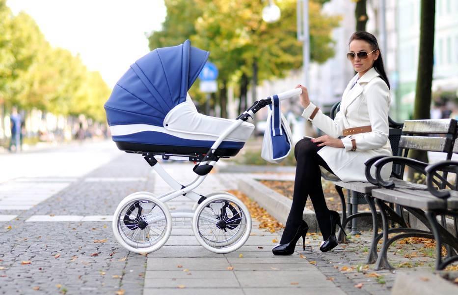 Виды колясок: как подобрать по возрасту?