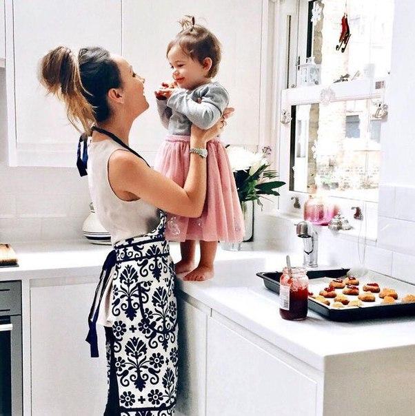 Кто такая идеальная мама
