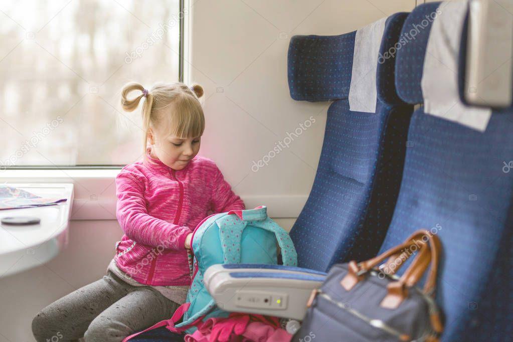 Один в поезде: отправляем ребенка в самостоятельное путешествие