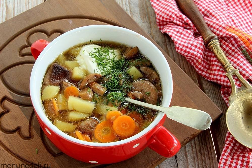 Супы для кормящих мам: несложные разрешенные рецепты с фото