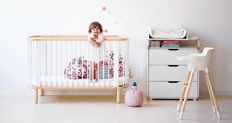 6 аксессуаров, которые сделают кроватку младенца уютной