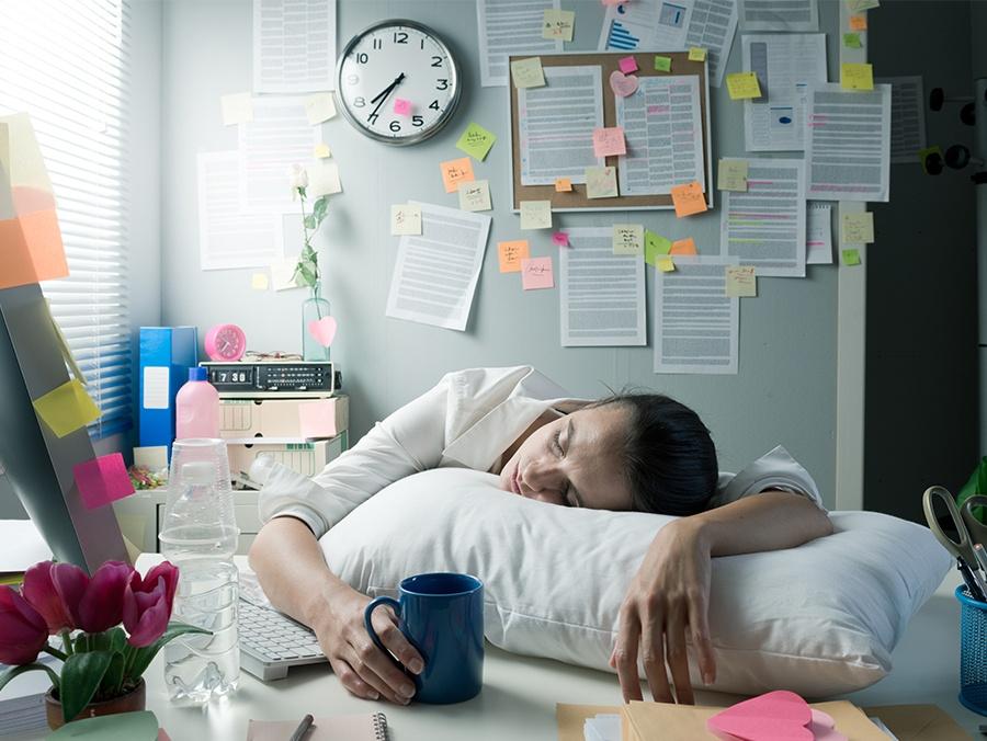 Нет сил?! 7 советов как справиться с усталостью после родов