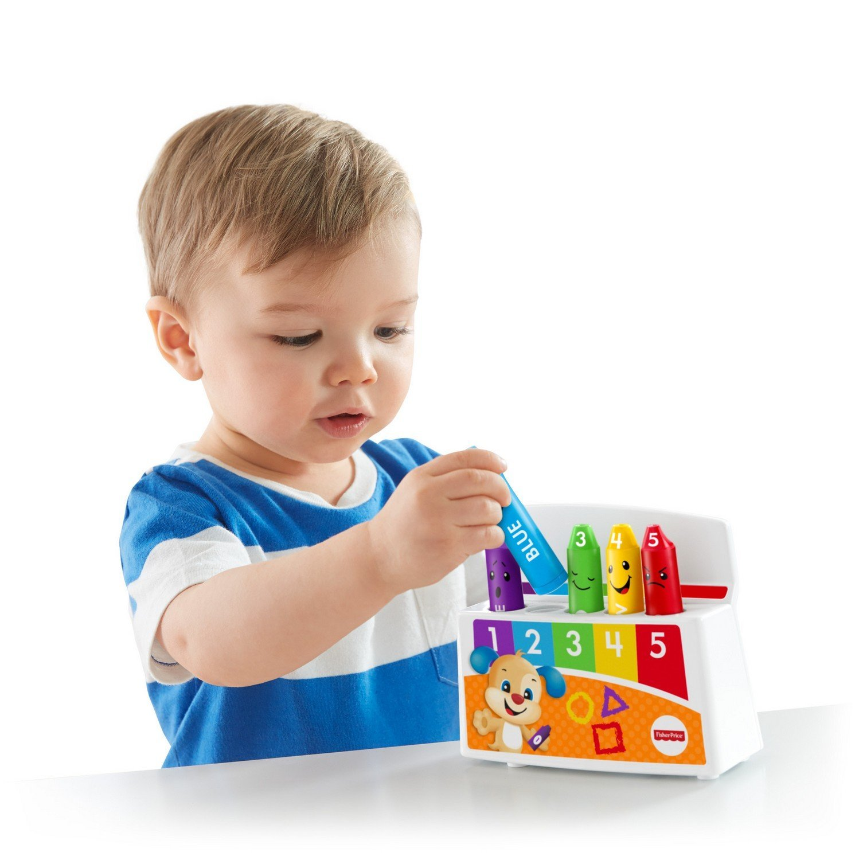 Как научить ребенка различать цвета: 10 способов