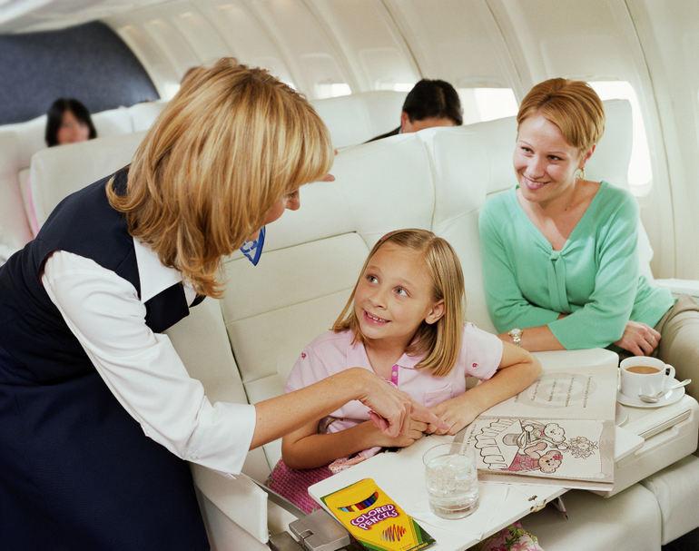 Топ-10 правил для комфортного путешествия с детьми