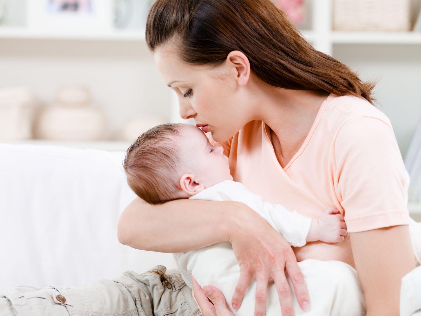 Что происходит с женским организмом после родов? - после родов