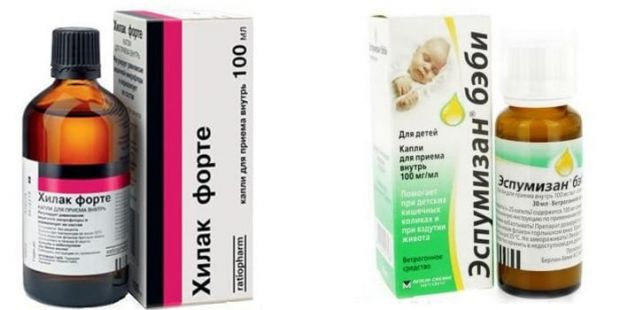 Список самых лучших лекарств от коликов в животике у новорожденных - топотушки
