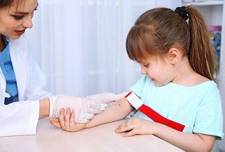 Как сдавать анализ крови новорожденному