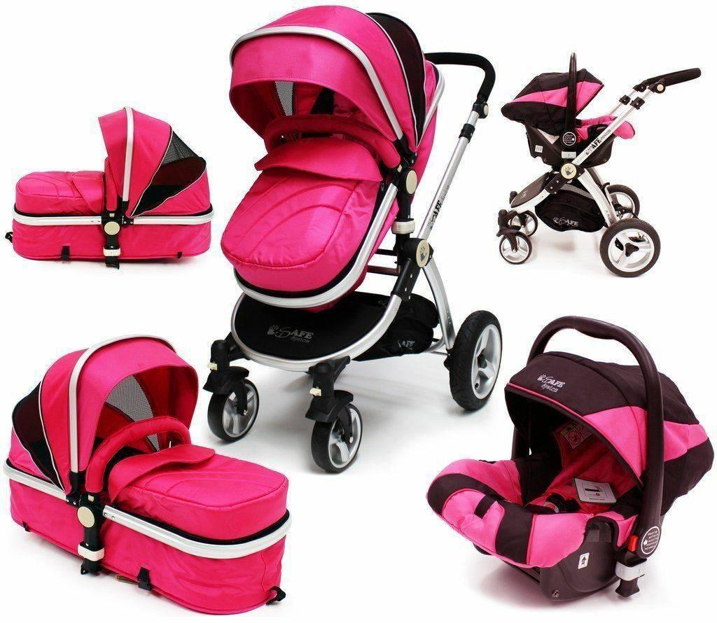 Рейтинг детских колясок 2 в 1: лучшие модели по отзывам покупателей