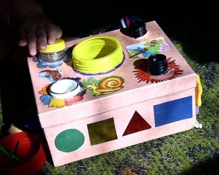 Тематические сенсорные коробки для детей (ферма, африка, море, зима, динозавры и др.) – жили-были