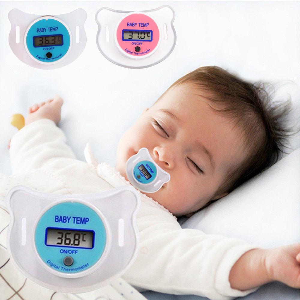 Соска-термометр | уроки для мам