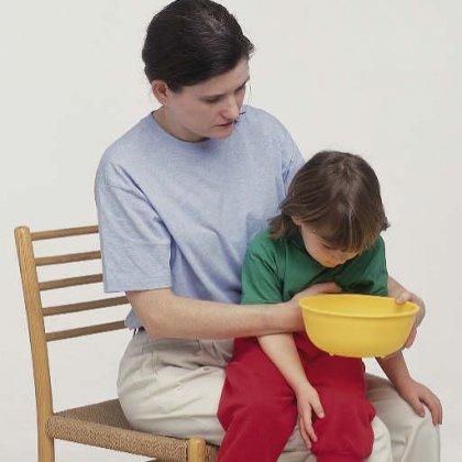 Что делать при рвоте у ребёнка