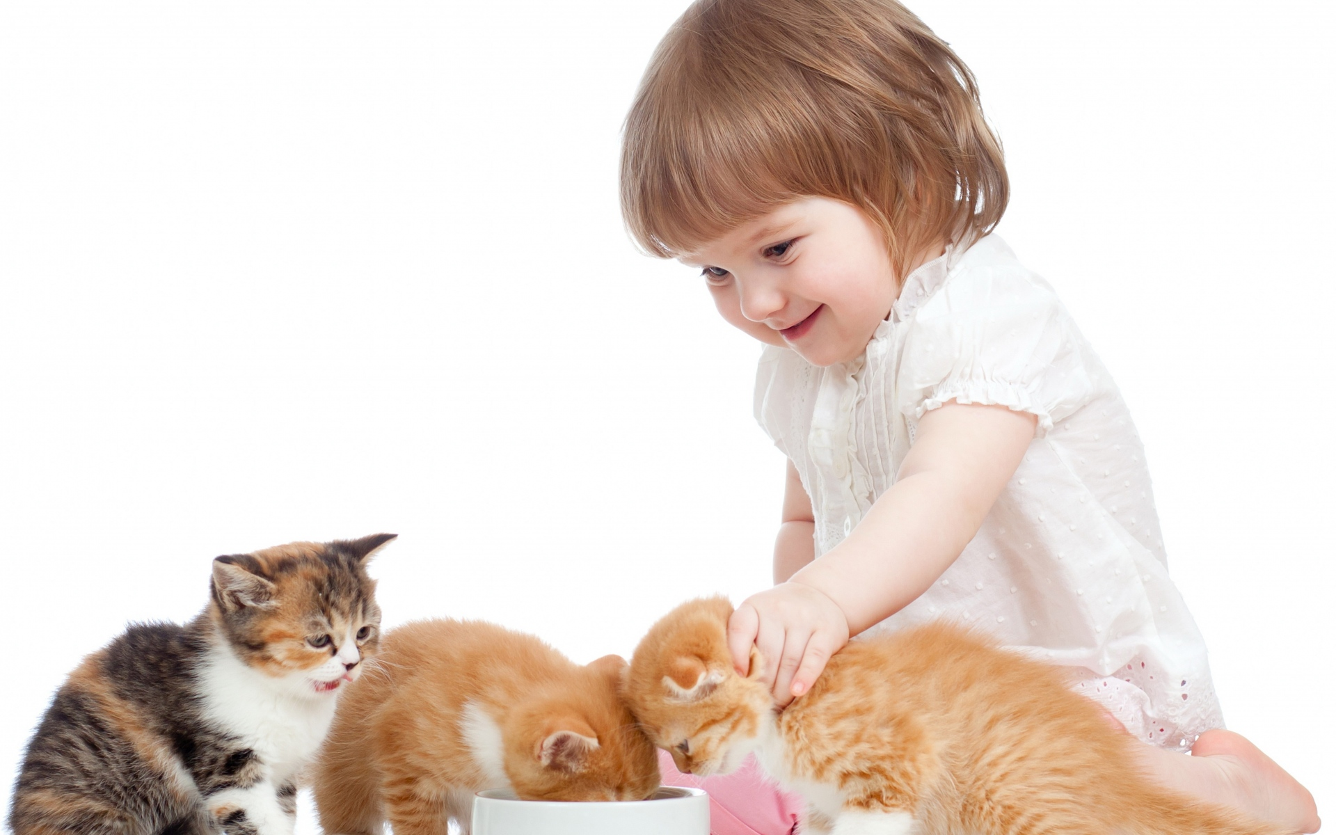 Влияние домашних животных на развитие детей