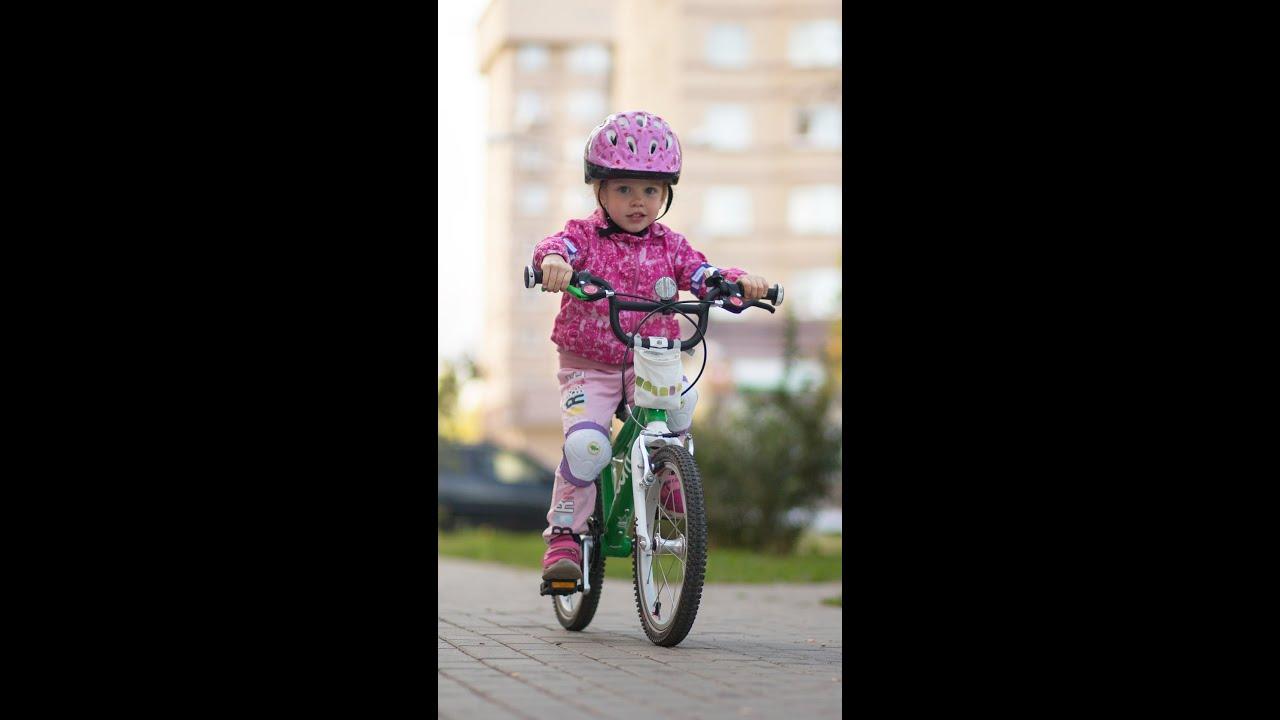 5 правил обучения детей езде на двухколесном велосипеде без лишних падений