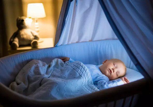 Выбор спального места для новорожденного