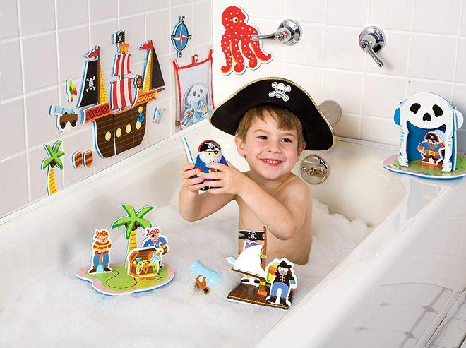 Как играть с ребенком в ванной в 1-3-5 месяцев