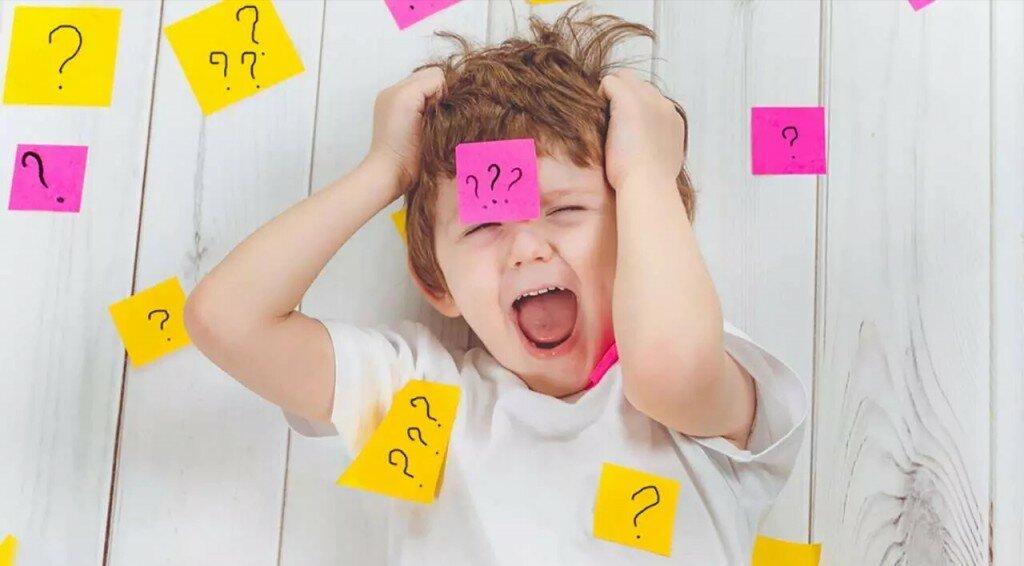 Возраст «почемучек» или 100 тысяч «а зачем..? а почему..?»